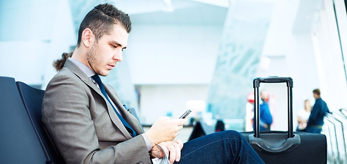GDS mobile application