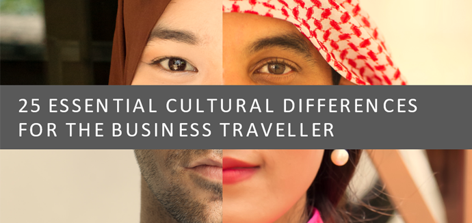 Cultural Differences for Business Traveller