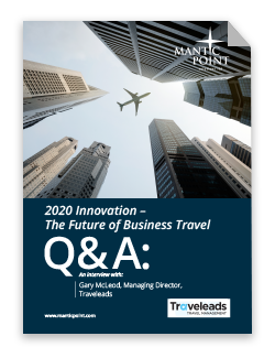 The Future of Business Travel Q&A: Gary McLeod Traveleads