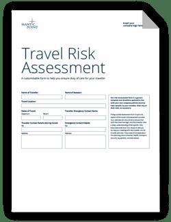 Travel-risk-assessment-form