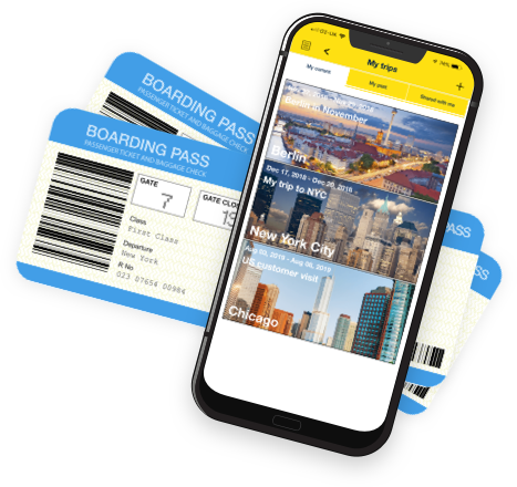 Travel Itinerary App - Integrated or Stand-alone