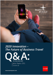 action.ai - 2020 Innovation: The Future of Business Travel