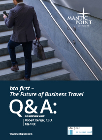 bta first - The Future of Business Travel