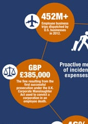 Travel Risk Management Infographic